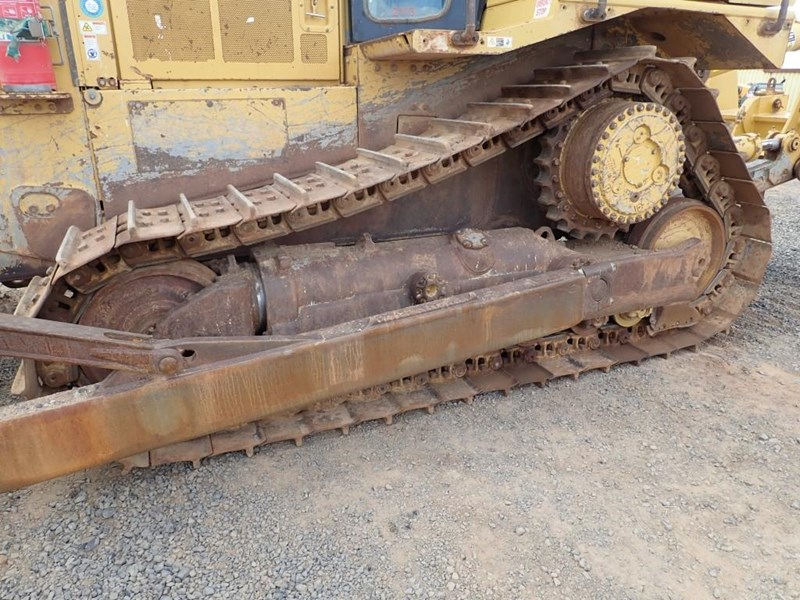 caterpillar d7r series ii 662837 012