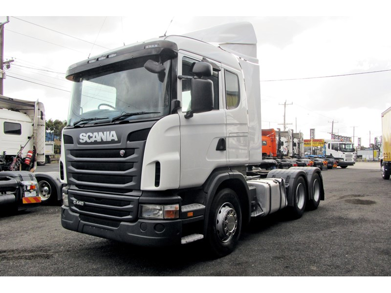Scania G440 For Sale