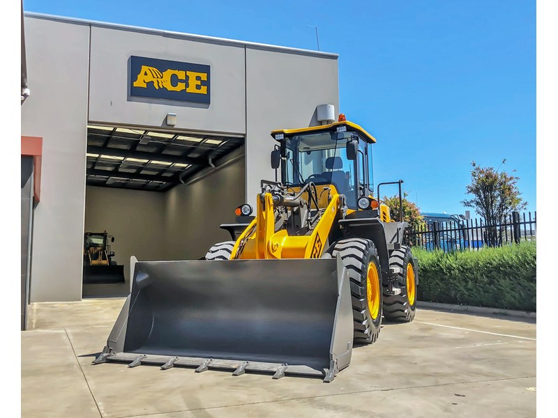 ace machinery al400 551876 001