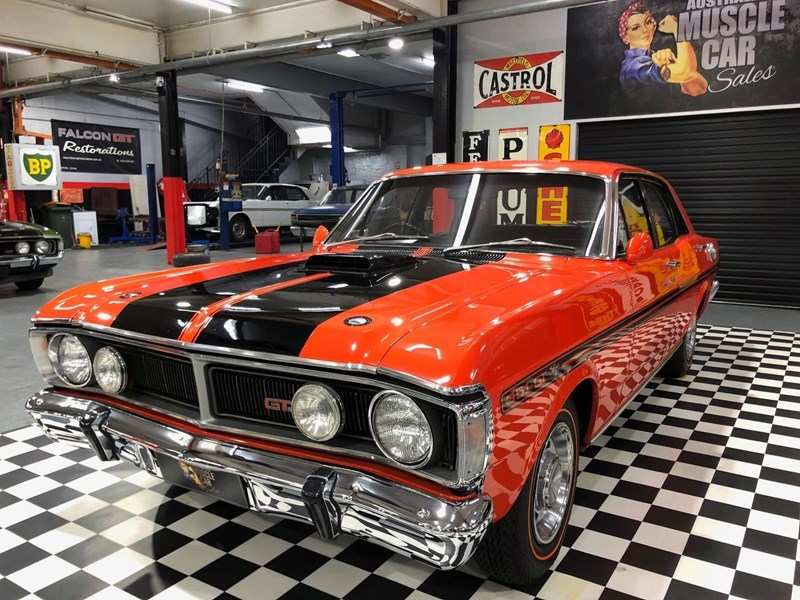 1970 FORD FALCON XY GT for sale
