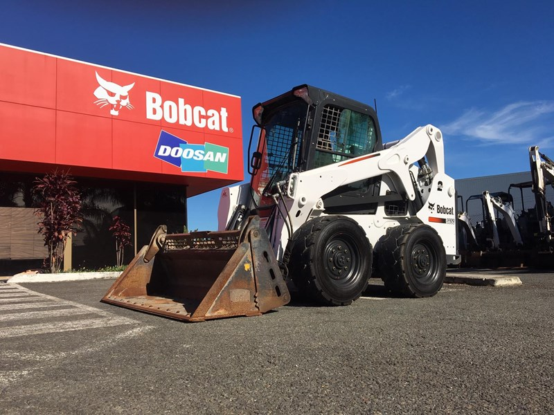 bobcat s650 skid steer loader 707296 001