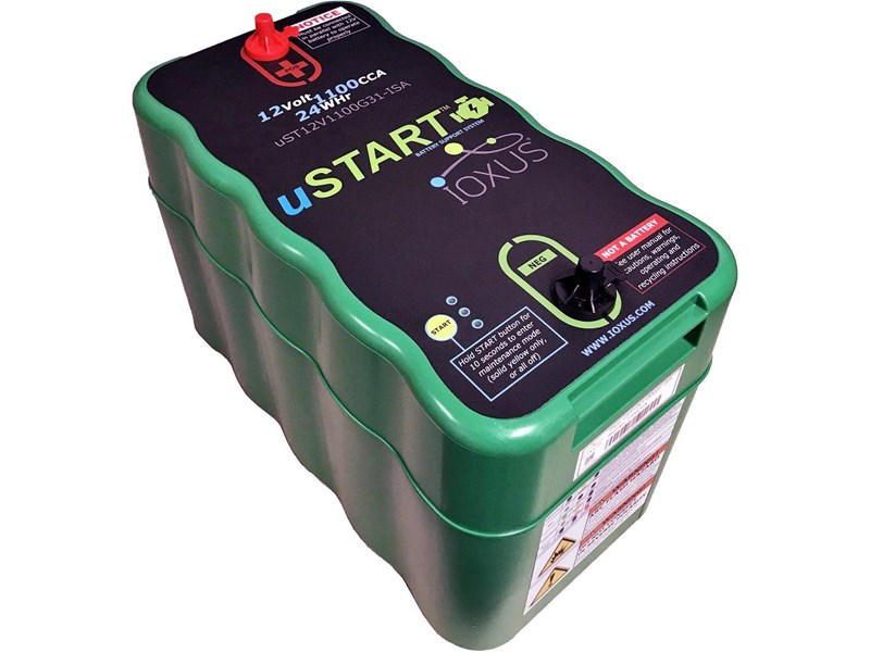 ustart 12 volt starting module 710581 001