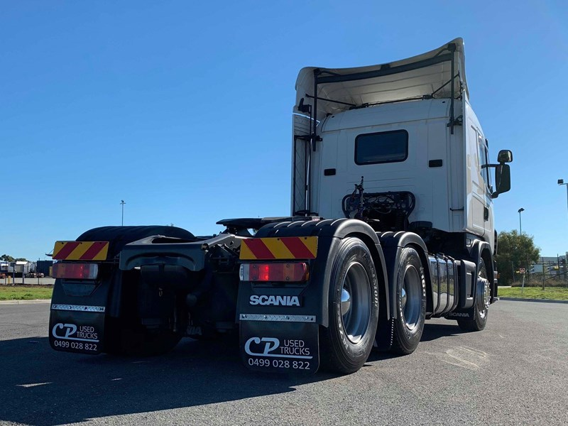 2013 SCANIA G440 for sale