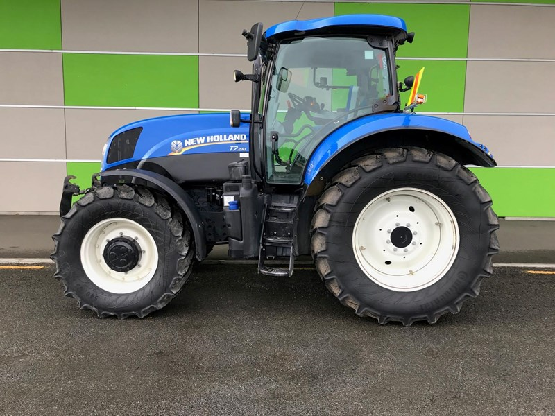 2015 NEW HOLLAND T7 210 for sale