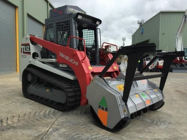 TAKEUCHI TL12 Forestry Special for sale