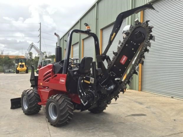 TORO TRENCHERS RT600 for sale