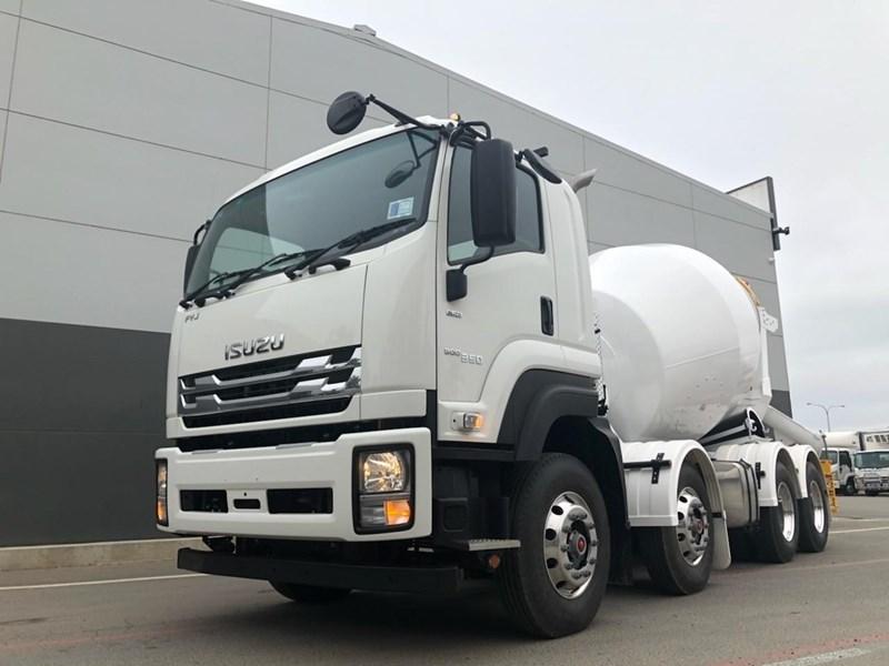 2018 ISUZU FYJ 300-350 for sale