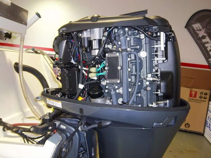 Yamaha F20 Outboard Carburetor Wiring - Technical Diagrams on