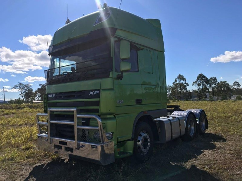 2012 DAF XF105 for sale