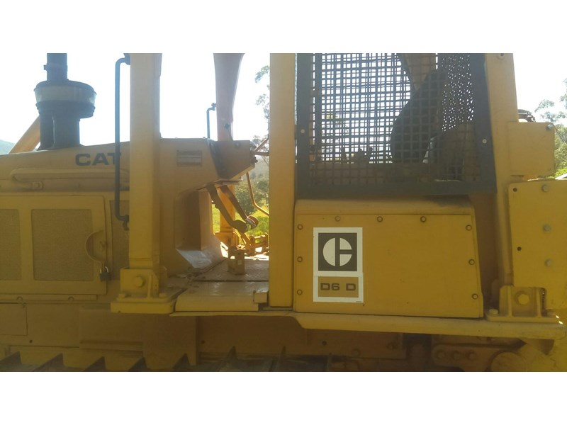 caterpillar d6d dozer 717579 003