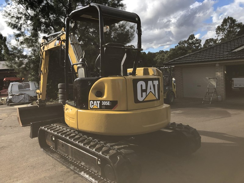 caterpillar 305e2 cr.. 715181 005