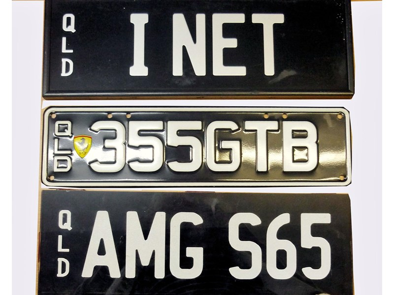 number plates personalised 715251 001