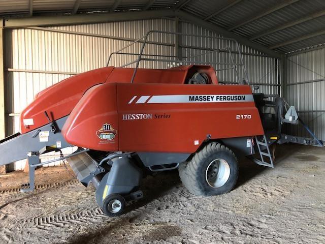 2009 MASSEY FERGUSON 2170 for sale