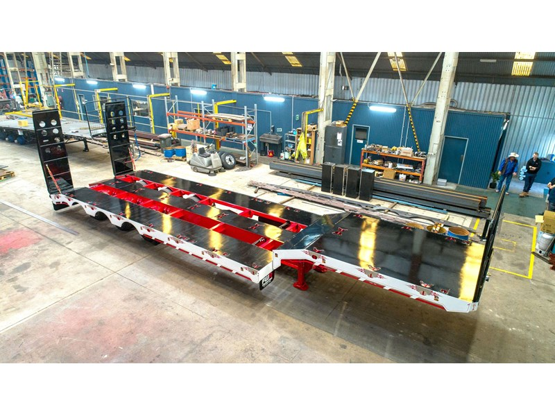 fwr 3.5m deck widener low loader 707624 008