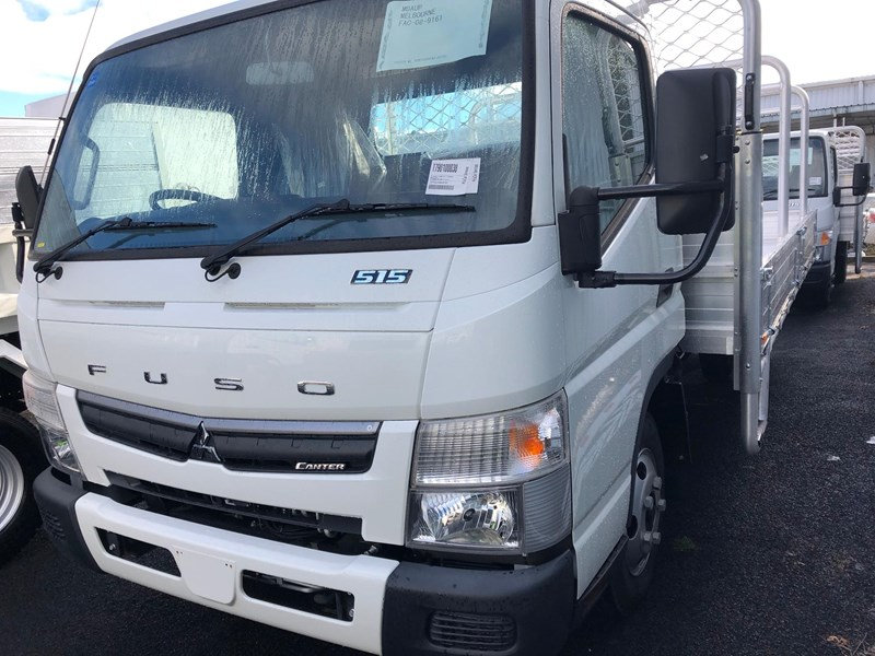2018 FUSO CANTER 515 WIDE FEB21ER4SFAC for sale