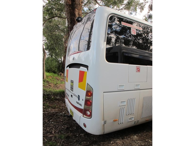 yutong 39 seat zk6930h blue tongue 720079 003