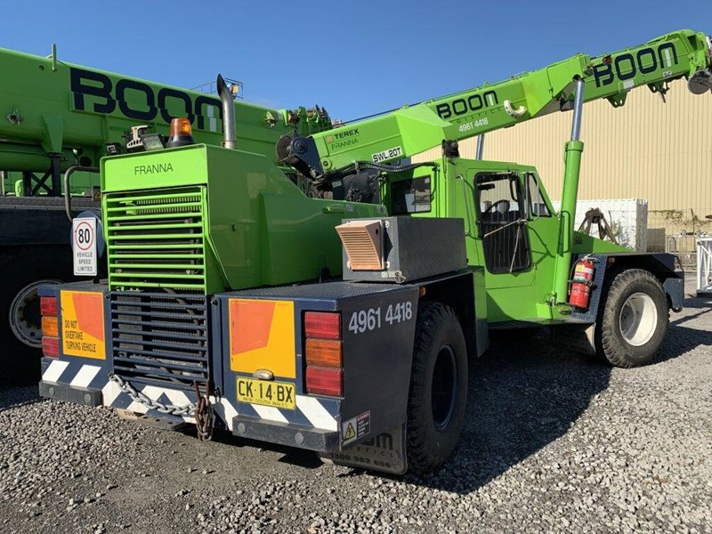 2004 TEREX AT20 for sale