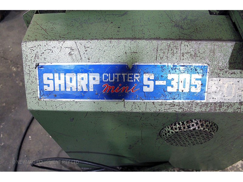 sharp s-305 punch & shear 721983 011