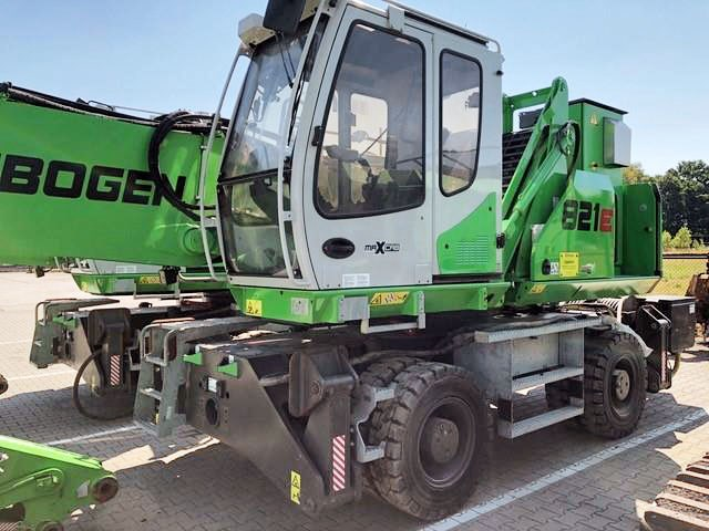 sennebogen 821m electric 721932 001