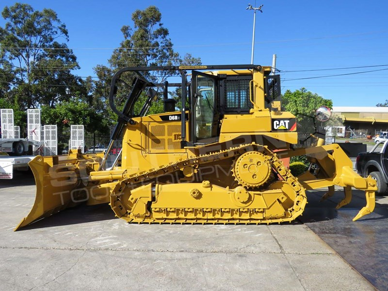 CATERPILLAR D6R XL Bulldozer VPAT blade CAT D6 dozer for sale