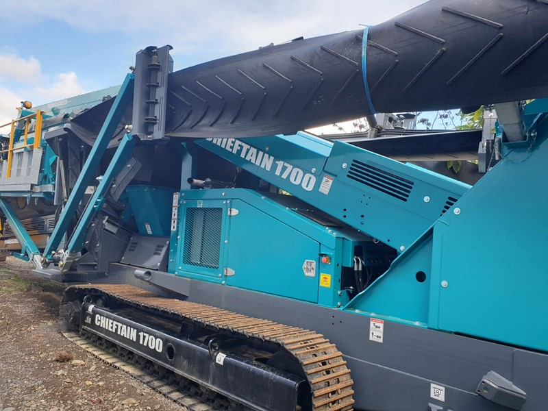 powerscreen chieftain 1700 722657 002