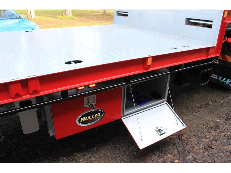 bullet heavy duty drop deck roadking 724261 013
