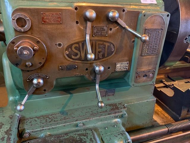 swift english type 26d (3) centre lathe 725120 006