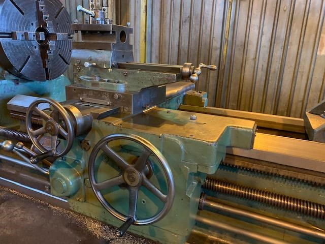 swift english type 26d (3) centre lathe 725120 007