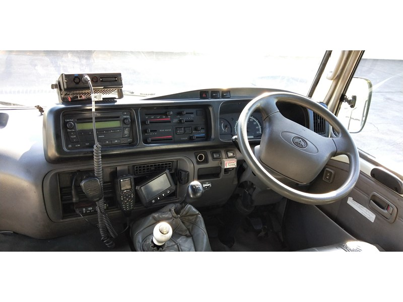 2009 TOYOTA 4X4 CONVERSION OF COASTER BUS for sale