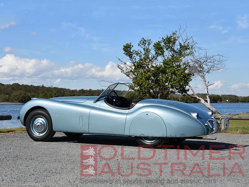 jaguar xk120 roadster 726188 008