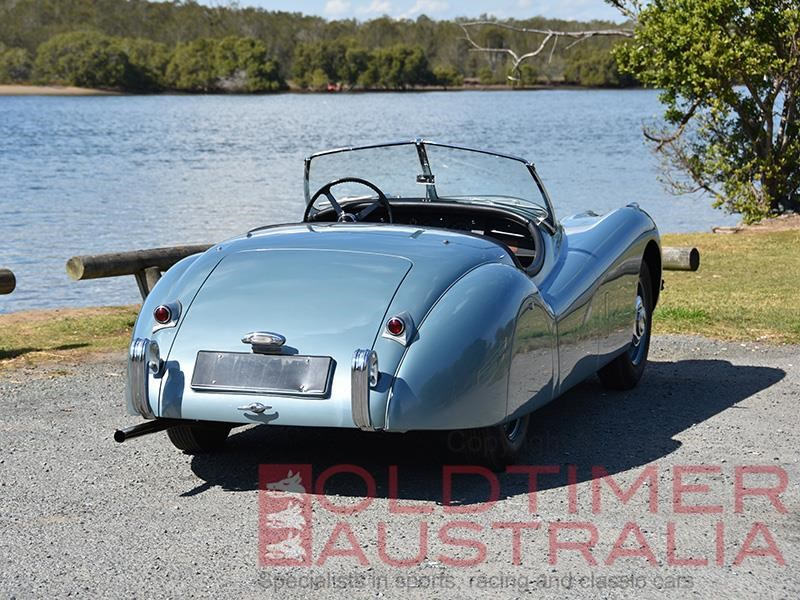 jaguar xk120 roadster 726188 012