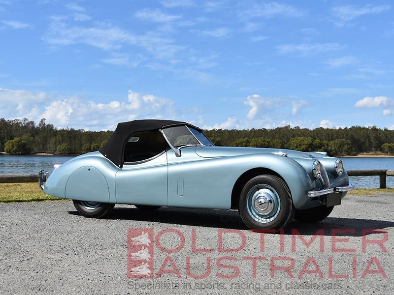 jaguar xk120 roadster 726188 013