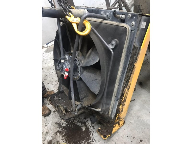 volvo volvo l90f wheel loader 726761 004