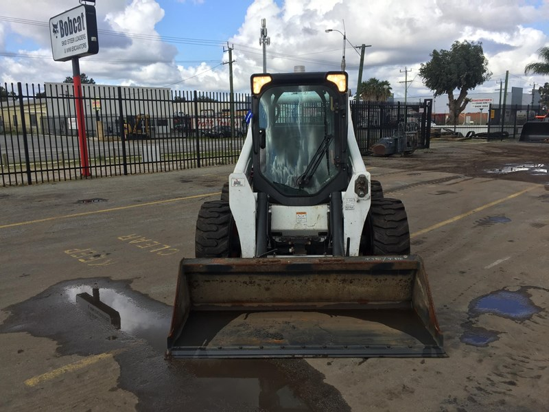 bobcat s850 - low hrs - great condition!! 727851 003