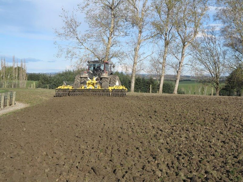 bednar swifterdisc xof 5000 5.0m high speed disc cultivator 728004 004