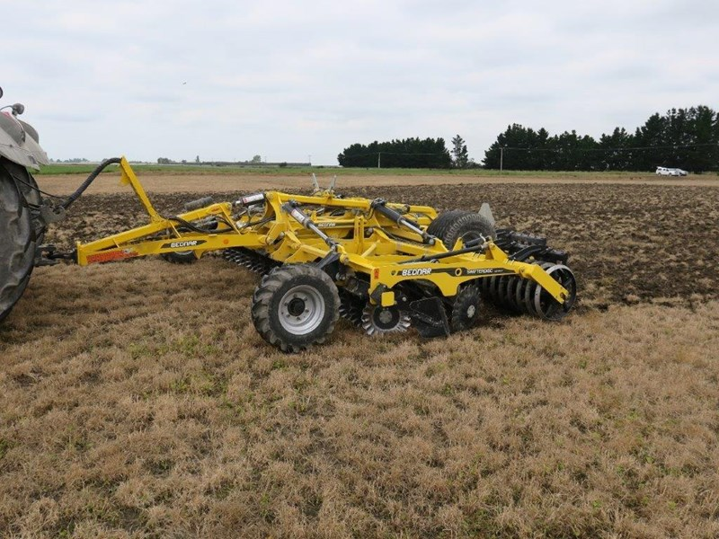 bednar swifterdisc xof 5000 5.0m high speed disc cultivator 728004 011