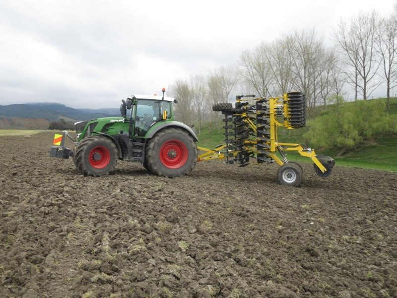 bednar swifterdisc xof 5000 5.0m high speed disc cultivator 728004 001
