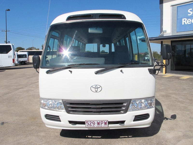 toyota coaster 50 series 21 seater bus 728738 013