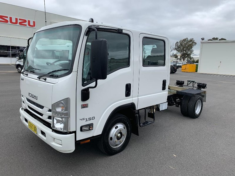 isuzu n series 729735 007