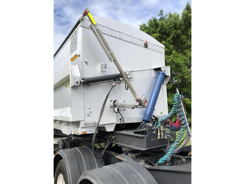 graham lusty b-double aluminium side tipper 730809 013