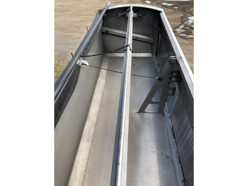 graham lusty b-double aluminium side tipper 730809 034