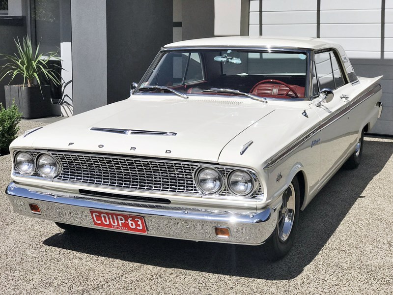 1963 FORD FAIRLANE Compact Coupe for sale