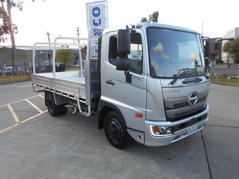2018 HINO 500 SERIES FC2A for sale