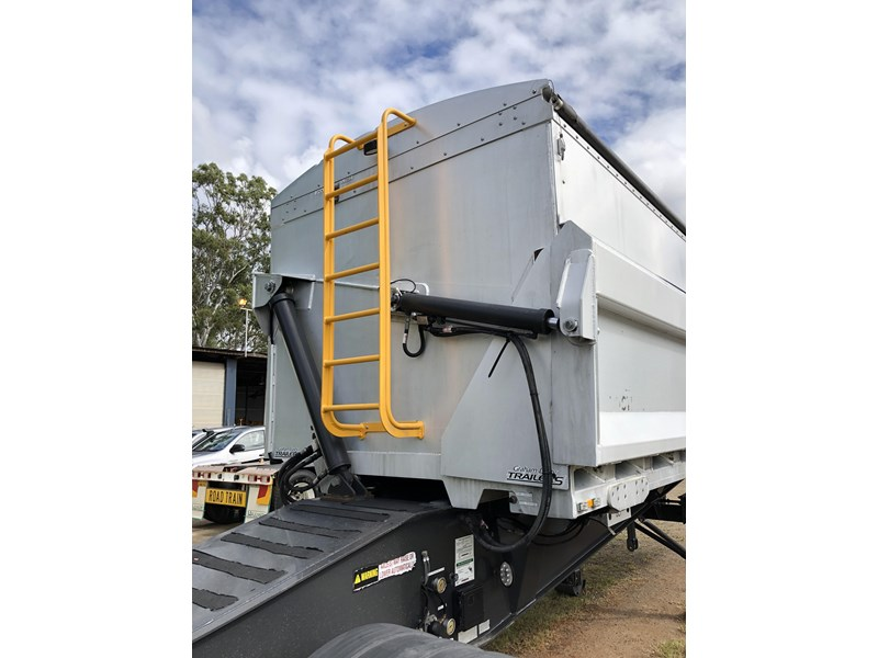 graham lusty trailers b-double aluminium side tippers 732294 012