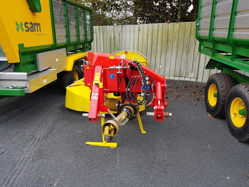 pottinger novacat 402 734706 005