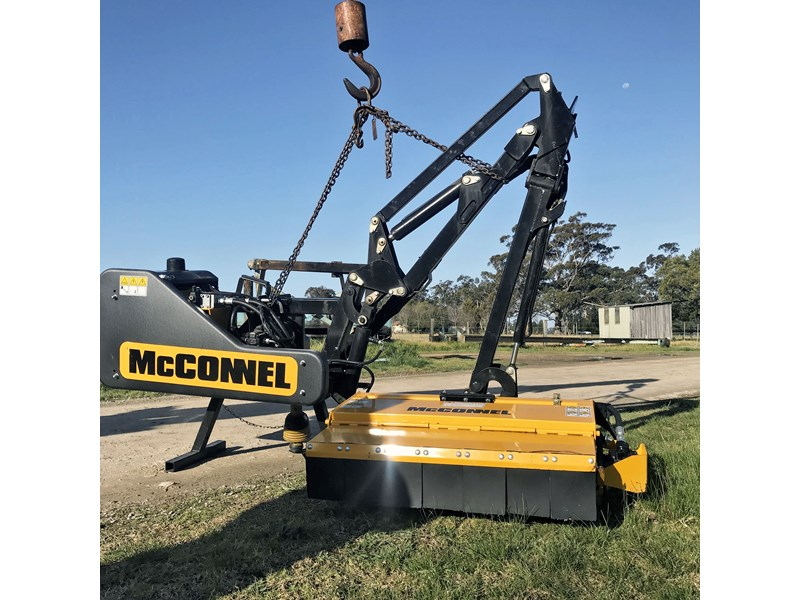 mcconnel side arm flail mower 736355 002