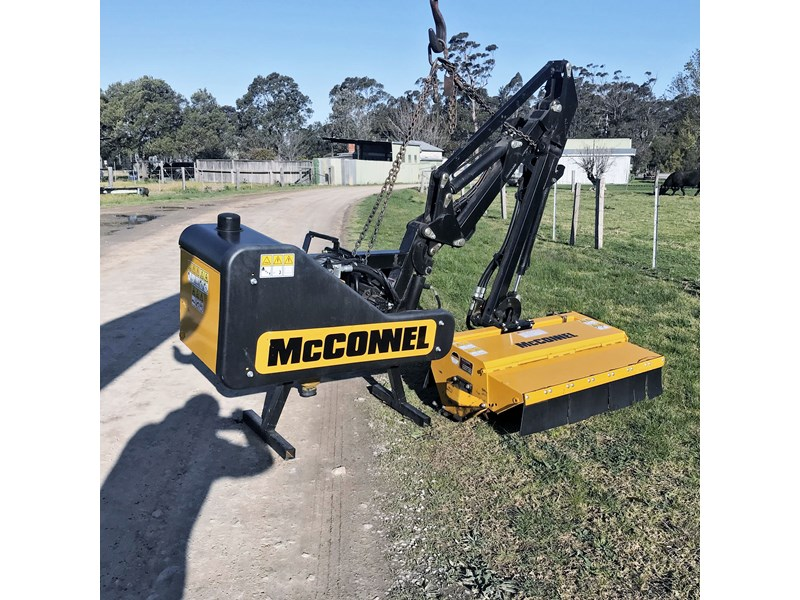 mcconnel side arm flail mower 736355 003