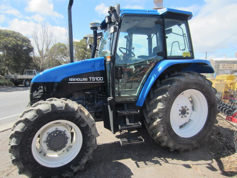new holland ts100 tractor 706302 009
