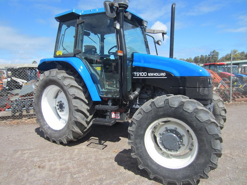 new holland ts100 tractor 706302 008