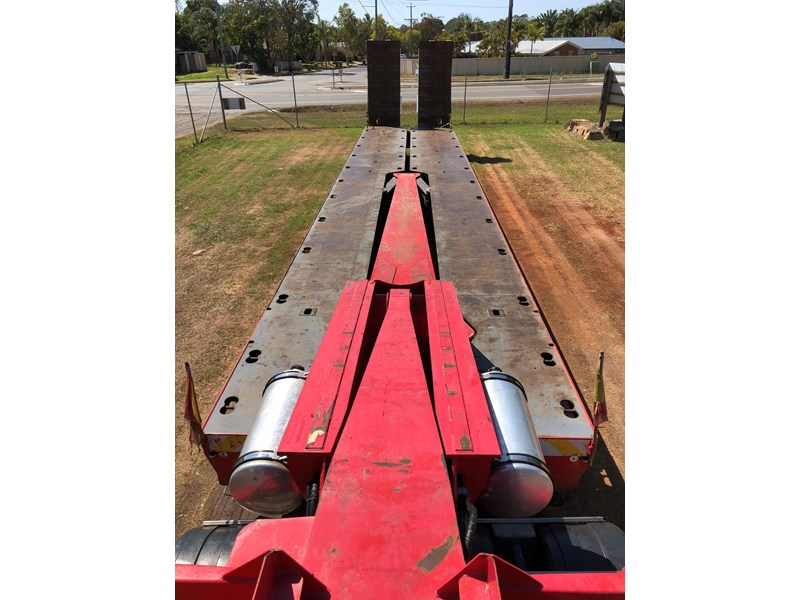 drake 4x8 low loader 2x8 dolly 740456 006